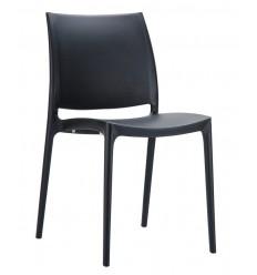 Location  Chaise trix noire