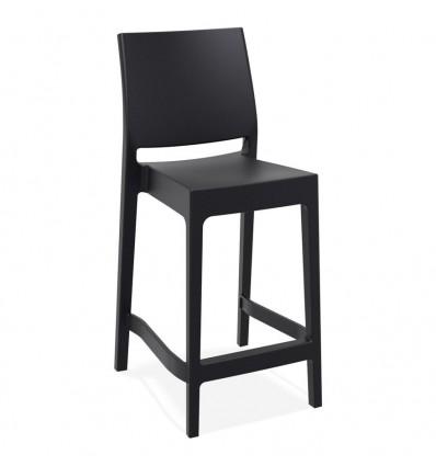 Location  Chaise Haute Clara : noire