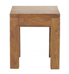 Location  Table basse ou d'appoint en chêne massif