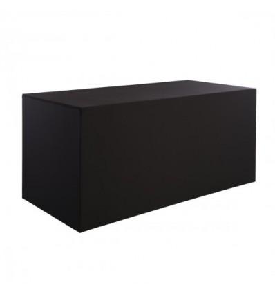 Location  Buffet box 200 houssé noir