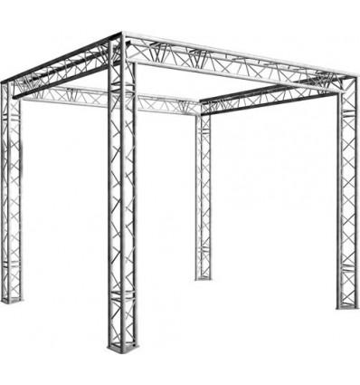 Location  Grill structure auto portée ALu