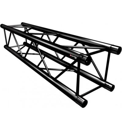 Structure alu carré noire 2m