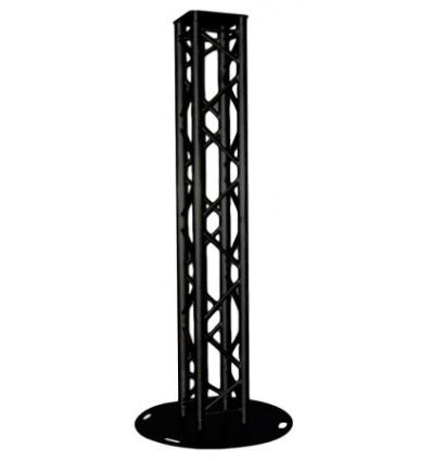 Totem Structure Alu noire: 1m