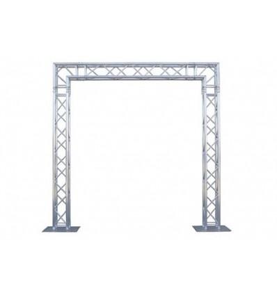 Arche structure alu 2,5m / 2m