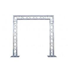 Arche structure alu 3,5m / 3m