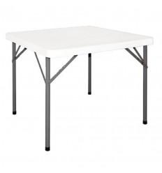 Location  Table carrée 87 x 87 cm pour 2-4 Personnes