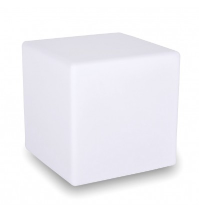 Cube lumineux - 40cm